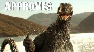 GodzillaApproves