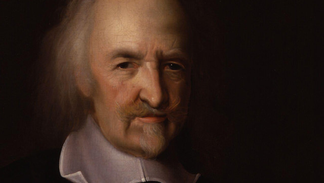 «  L'homme est un loup pour l'homme » – Thomas Hobbes
