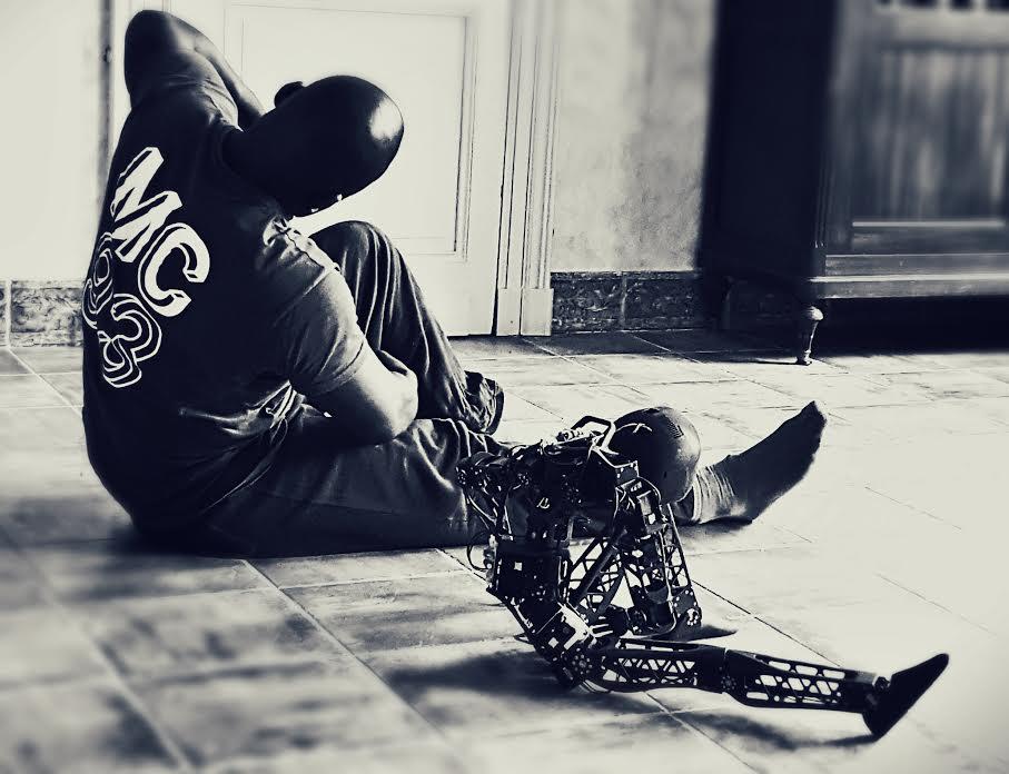 « Les robots sont, pour moi, des «outils de penser» ! » – Emmanuelle Grangier