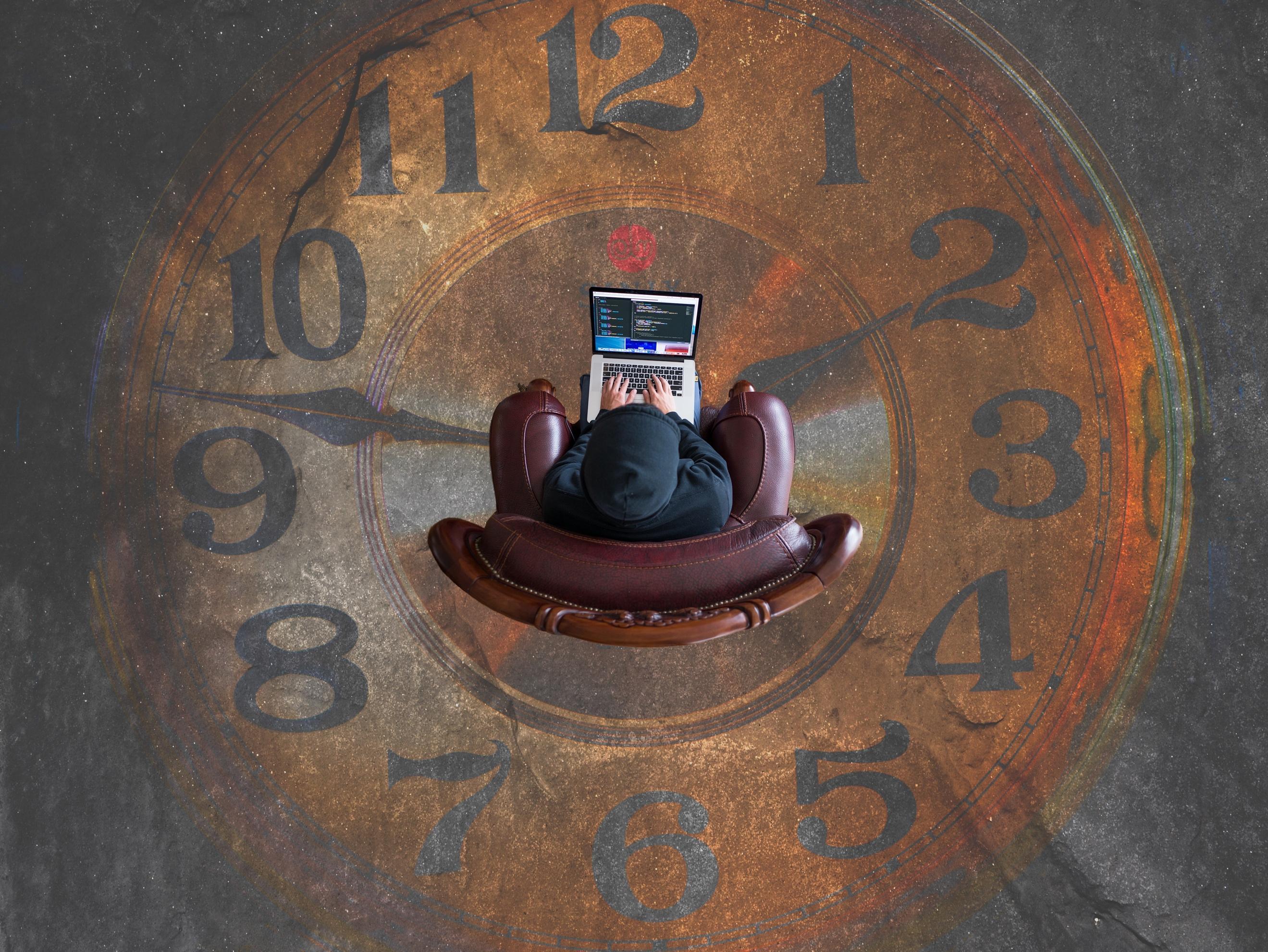 L'homme et la maîtrise du temps
