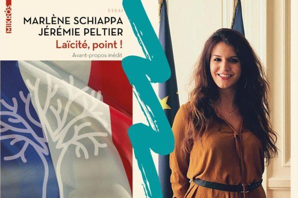 La Laïcité, une Liberté de penser – Interview de Marlène Schiappa