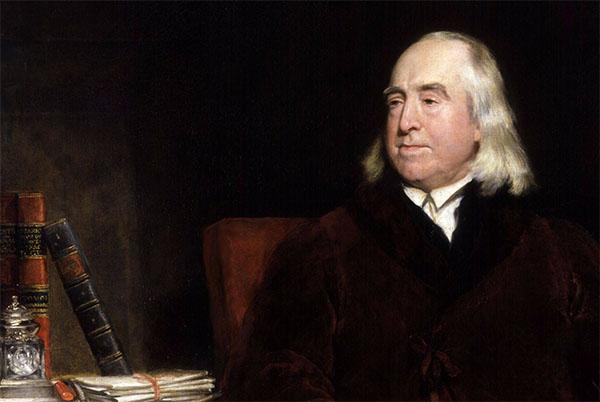 «  Le plus grand bonheur du plus grand nombre est la mesure du juste et de l'injuste.  » – Bentham