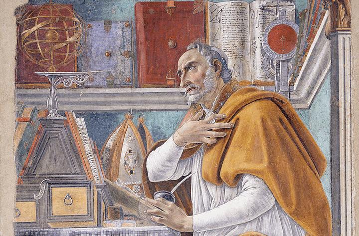 « Nous ne pouvons dire en toute vérité que le temps est, sinon parce qu'il tend à ne pas être. » – Saint Augustin