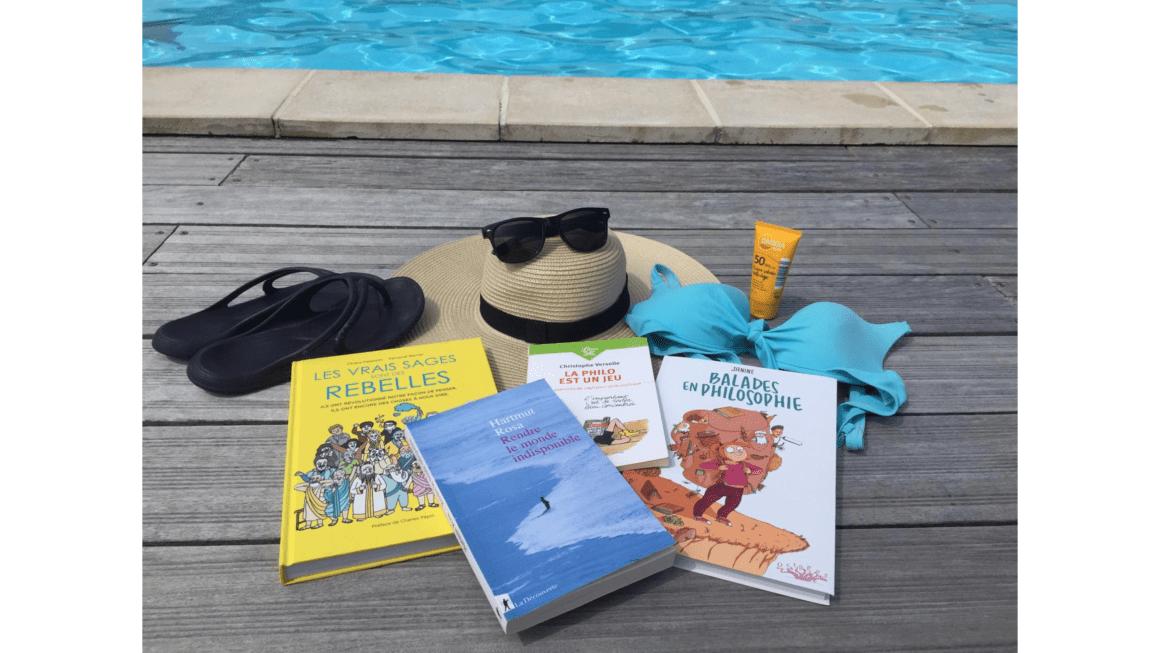 Coin lecture – Faites de vos vacances une belle pause philo !
